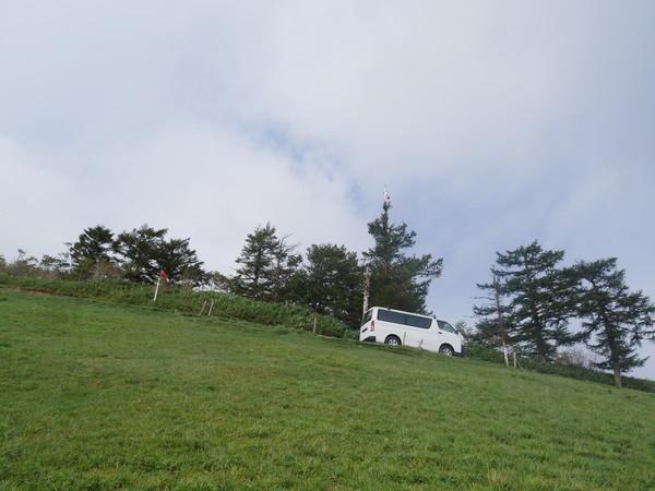 9月6日(木)の高嶺