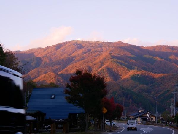 10月27日(土)の高嶺