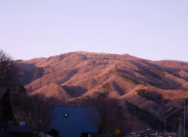 2月12日(火)の高嶺