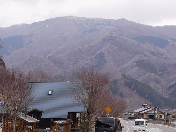2月27日(水)の高嶺