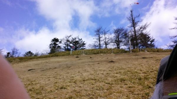2月27日(木)の高嶺