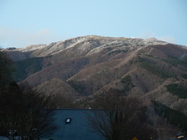 12月15日(火)の高嶺