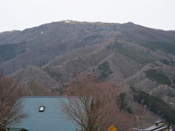 2月26日(金)の高嶺