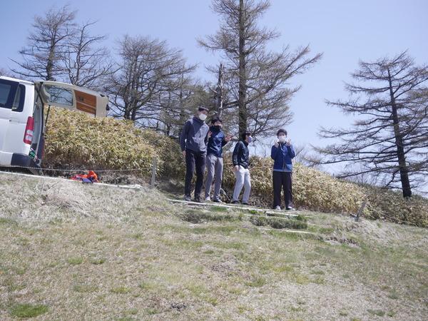 4月30日(金)の高嶺